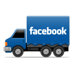 Click FACE BOOK Transporter
