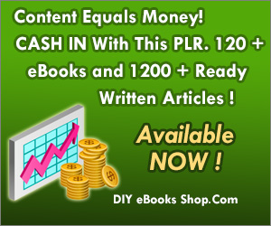 PLR eBooks with Articles